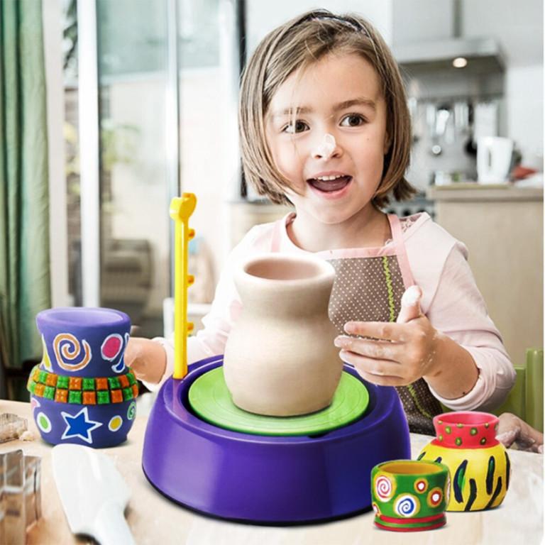 Mini Olaria para Crianças